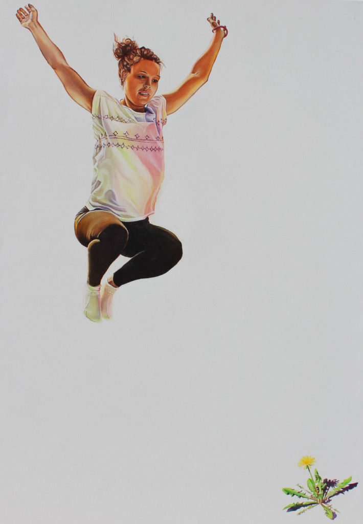 Jumping Me