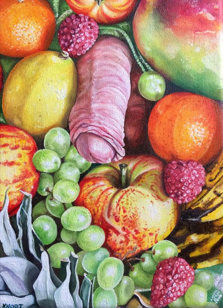 FRECHES FRÜCHTCHENUnd mit Früchten