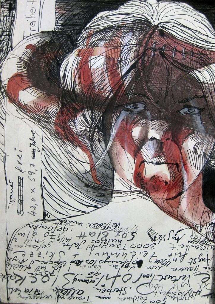 Nimm mich wie ich bin #1 Malerei Anna Knodt