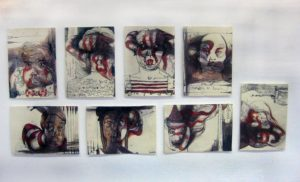 Nimm mich wie ich bin #8 Malerei Anna Knodt