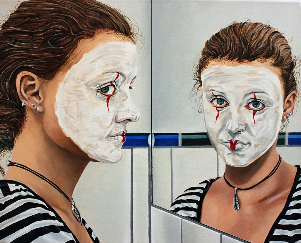 She and Herself Künstlerin Anna Knodt