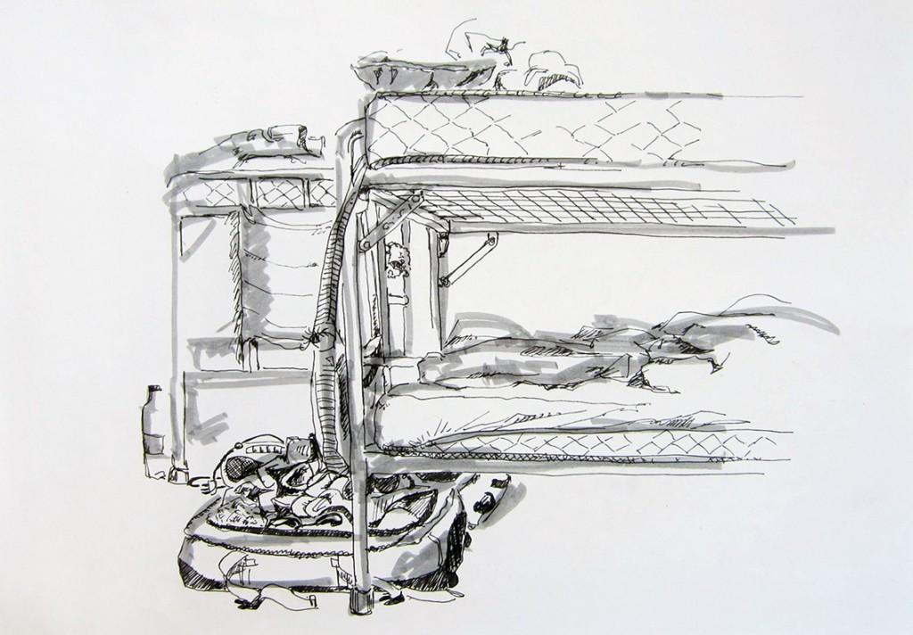 Sketches #3 Künstlerin Anna Knodt