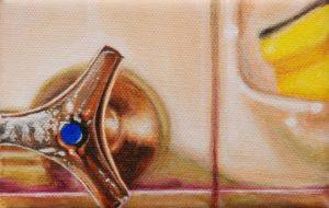 Wasserhahn Malerei Anna Knodt